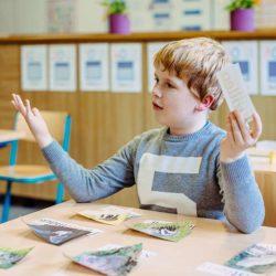 Unterrichtsende in der ersten Schulwoche